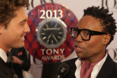 Tony Awards red carpet: Porter, Lauper and...