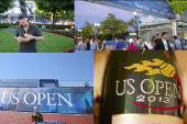 Louis heads to the U.S. Open