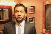 Kal Penn on life in Washington, making fun...
