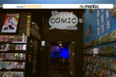 Comic book speakeasy: Attracting a new crowd