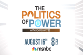 Coming up: The Politics of Power