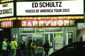 Ed Schultz Promo: Voices of America Tour