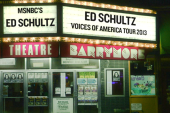 Ed Schultz Promo: Madison Town Hall Event