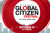 Join us for the 4th annual Global Citizen...