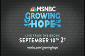 Growing Hope Live from the Bronx