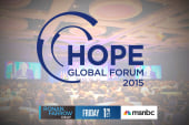 RFD LIVE from the HOPE Global Forum
