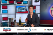 The Rachel Maddow Show. Weeknights at 9pm...
