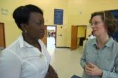 Joy Reid interviews Michelle Nunn