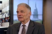 Ralph Nader: Obama raising the minimum...