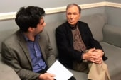Dick Cavett: Now everybody can have a talk...