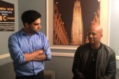Web extra: Rapper and actor Common
