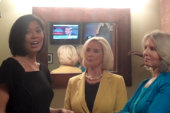 NOW & Later with Lilly Ledbetter and Sally...