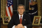 NBC News Archives- Pres. Bush's address to...