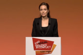 Jolie speaks out against sexual violence