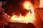 ITV News Monday Night: London Riots