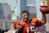 Week in Review: Tebow comes to NY, Boy...