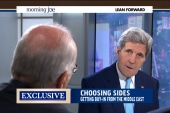 Week in Review: Kerry, Kelly, Rice and Blair
