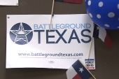 Turning Texas into a battleground