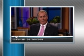Boehner to Leno: I don't want to be president