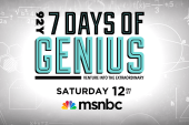 A 7 Days of Genius Special