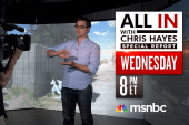 A special report on All In with Chris Hayes