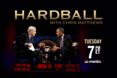 Chris Matthews interviews President Obama