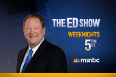 The Ed Show – Now on weeknights