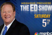 The Ed Show – Weekend Premiere