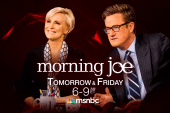 Road to the White House starts on Morning Joe
