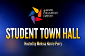Melissa Harris-Perry hosts Student Town Hall