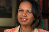 Condi Rice reflects on growing up in...