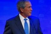 Bush: 'if you raise taxes you're taking...