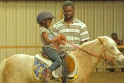 Ebony Horsewomen founder teaches more than...