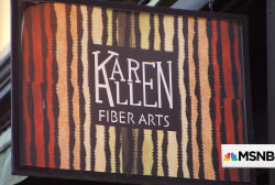 Small business star: Karen Allen
