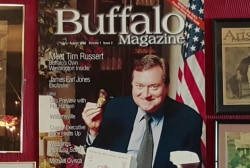 Tim Russert: Buffalo's Hometown Hero