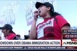 Showdown Over Obama Immigration Action