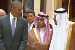 Is US relationship with Saudi Arabia...