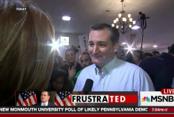 Ted Cruz: I don't think I should drop out