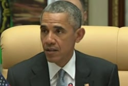 Pres. Obama: We remain united in fight...