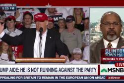 #NeverTrump Retreats, Trump Rebrands