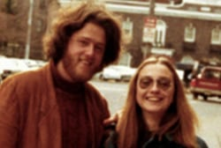 When Hillary met Bill