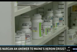 Maine Gov. vetoes bill for overdose antidote