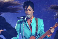Prince, fondly remembered