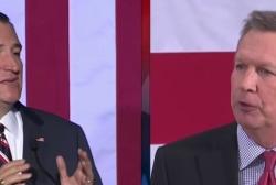 Cruz, Kasich team up against Trump