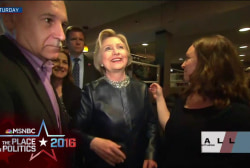 Who could be a Clinton VP?