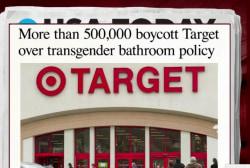 Boycott calls grow over Target transgender...