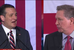 Is the Cruz-Kasich deal unraveling?