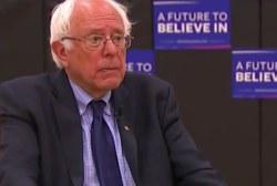 Sanders: Donald Trump has no judgment