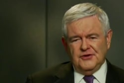 Could Trump make Gingrich his VP?