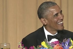 Obama: The 'Comedian in Chief'